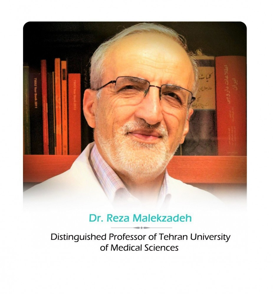 Read more about Dr. Reza Malekzadeh