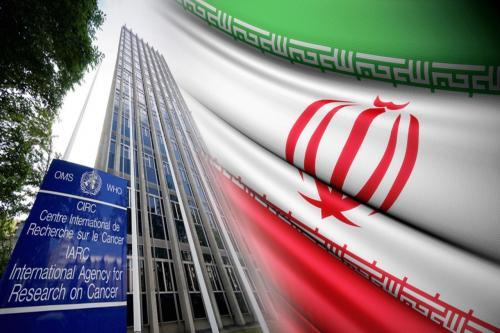 Iran becomes a member of the IARC